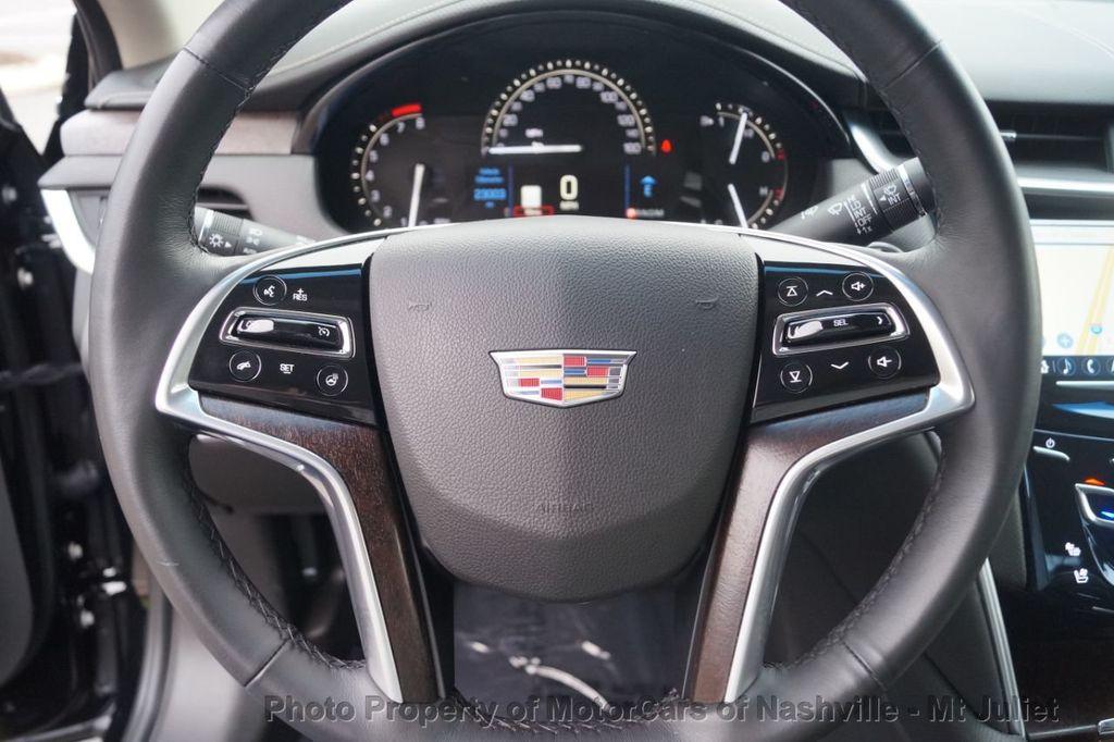2018 Cadillac XTS 4dr Sedan Luxury AWD - 18398518 - 26