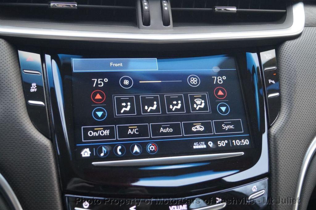 2018 Cadillac XTS 4dr Sedan Luxury AWD - 18398518 - 34