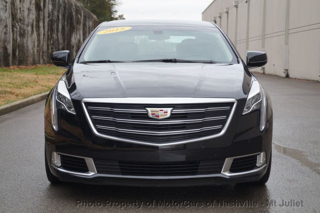 2018 Cadillac XTS 4dr Sedan Luxury AWD - 18398518 - 3