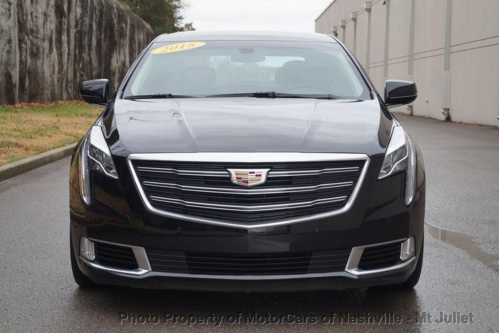 2018 Cadillac XTS 4dr Sedan Luxury AWD - 18398518 - 3
