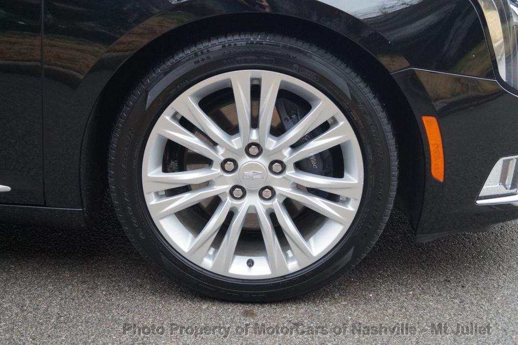 2018 Cadillac XTS 4dr Sedan Luxury AWD - 18398518 - 47