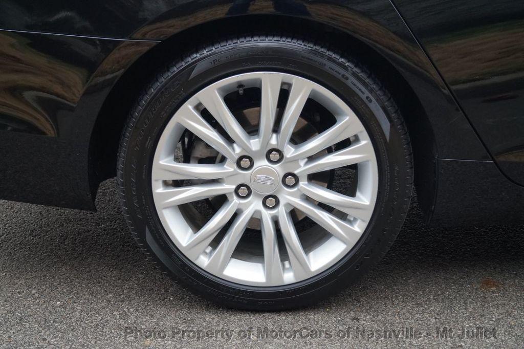 2018 Cadillac XTS 4dr Sedan Luxury AWD - 18398518 - 48