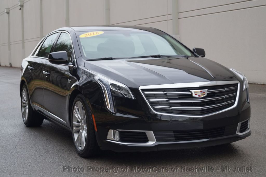 2018 Cadillac XTS 4dr Sedan Luxury AWD - 18398518 - 4