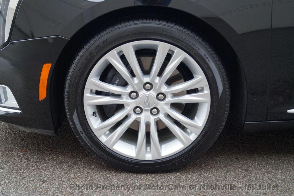 2018 Cadillac XTS 4dr Sedan Luxury AWD - 18398518 - 49