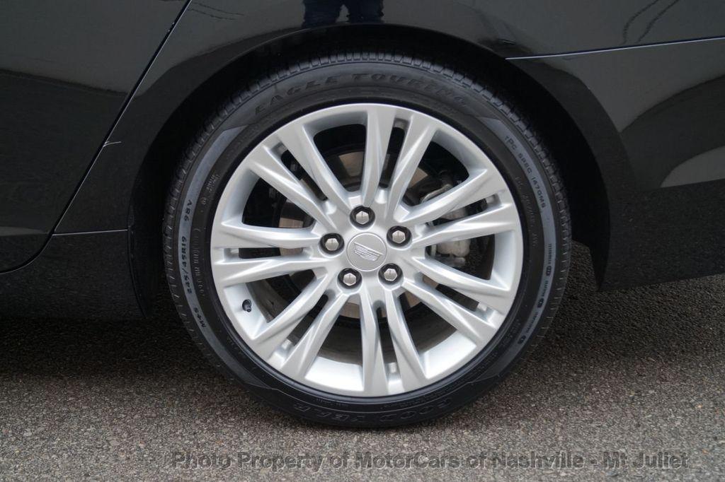 2018 Cadillac XTS 4dr Sedan Luxury AWD - 18398518 - 50