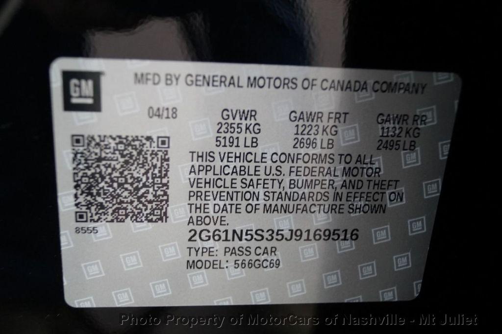 2018 Cadillac XTS 4dr Sedan Luxury AWD - 18398518 - 54