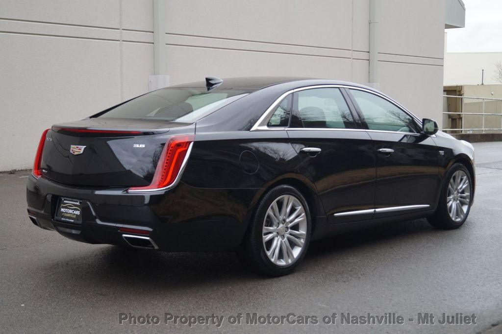 2018 Cadillac XTS 4dr Sedan Luxury AWD - 18398518 - 7