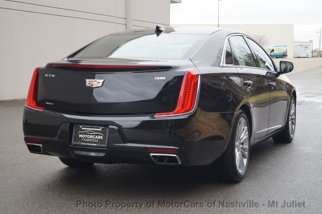 2018 Cadillac XTS 4dr Sedan Luxury AWD - 18398518 - 8