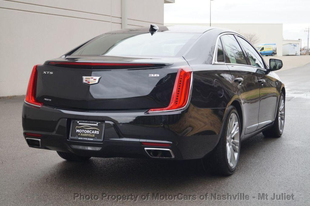 2018 Cadillac XTS 4dr Sedan Luxury AWD - 18398518 - 8