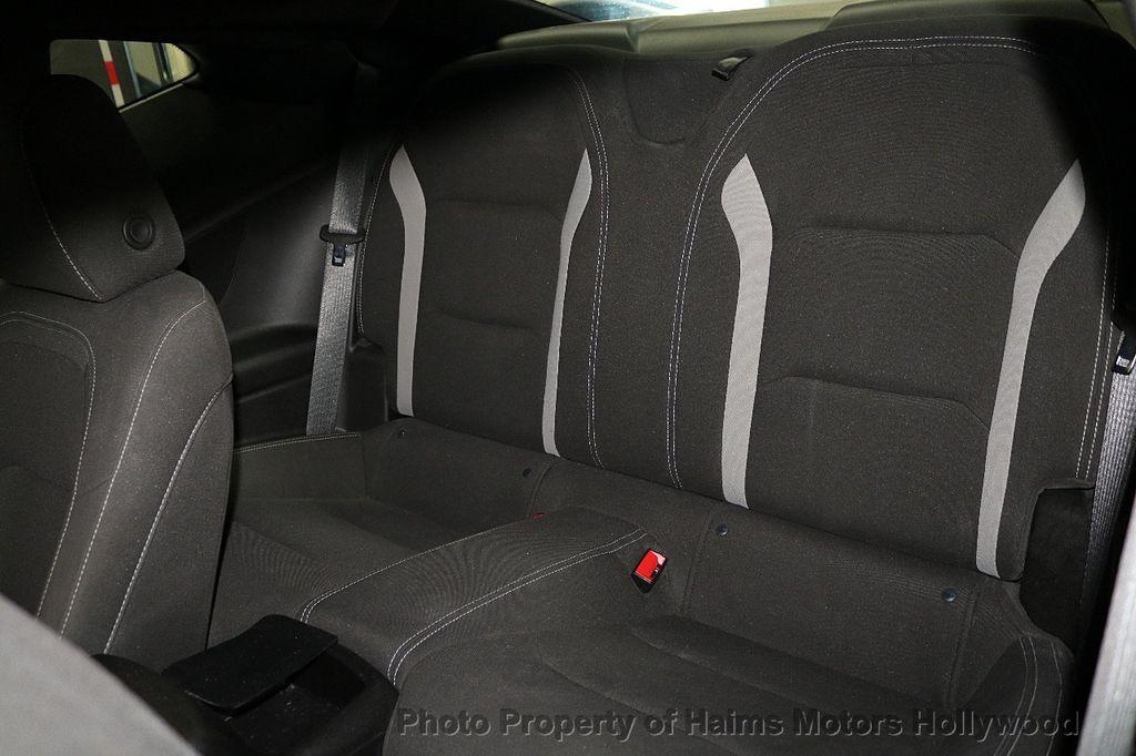 2018 Chevrolet Camaro 2dr Coupe LT w/1LT - 18246123 - 13