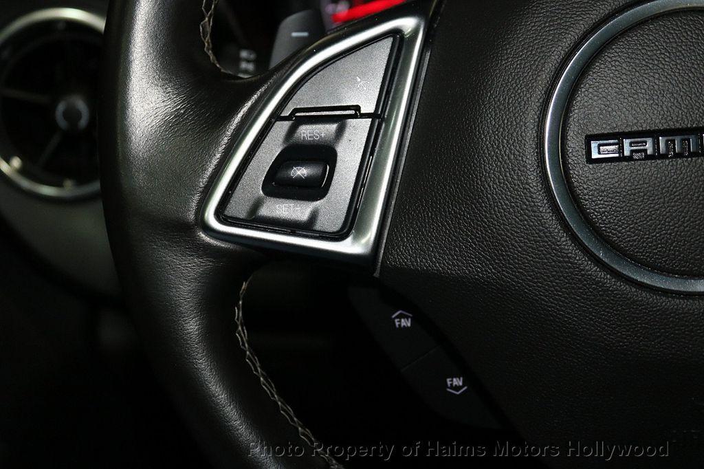 2018 Chevrolet Camaro 2dr Coupe LT w/1LT - 18246123 - 22