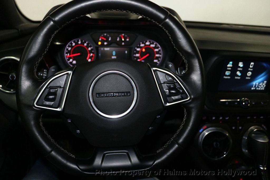 2018 Chevrolet Camaro 2dr Coupe LT w/1LT - 18246123 - 25