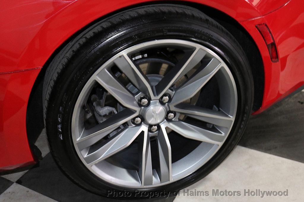 2018 Chevrolet Camaro 2dr Coupe LT w/1LT - 18246123 - 29