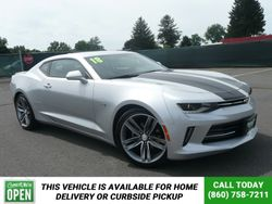 2018 Chevrolet Camaro - 1G1FB1RS2J0156890