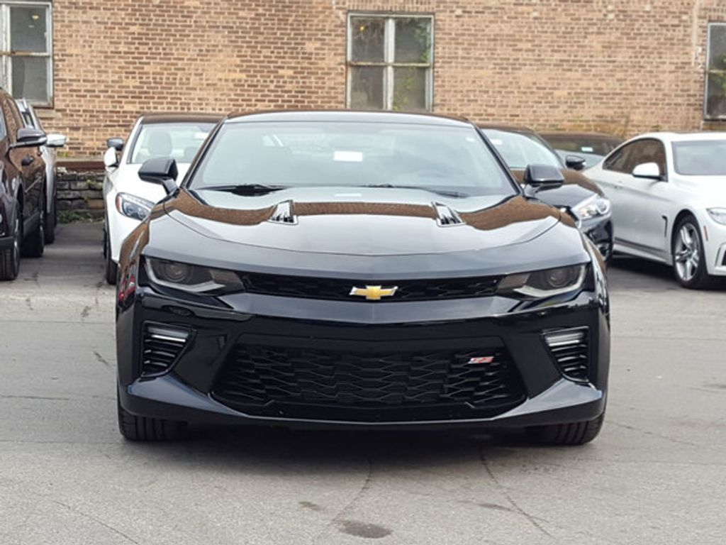 2018 Used Chevrolet Camaro SS Red Line Edition at Saw Mill ...