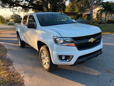 "2018 Chevrolet Colorado 2WD Crew Cab 128.3"" LT Truck"