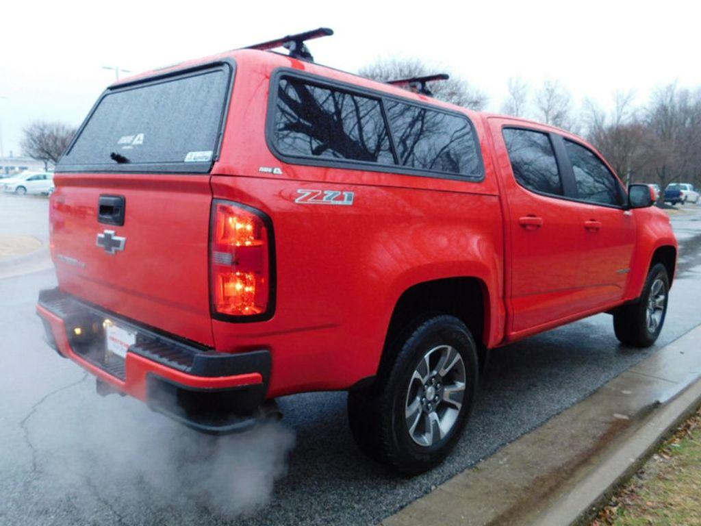 """2018 Chevrolet Colorado 4WD Crew Cab 128.3"""" Z71 - 18491721 - 2"""