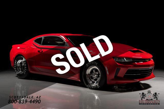 Copo Camaro For Sale >> 2018 Chevrolet Copo Camaro 2018 1 Of Only 69 Produced Racers Pkg Graphics Pkg 350sc Engine Coupe For Sale Scottsdale Az 129 000 Motorcar Com