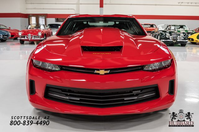 2018 Chevrolet Copo Camaro 1 Of Only 69 Produced Racers Pkg Graphics