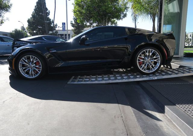 2018 Chevrolet Corvette 2dr Z06 Coupe w/1LZ - Click to see full-size photo viewer