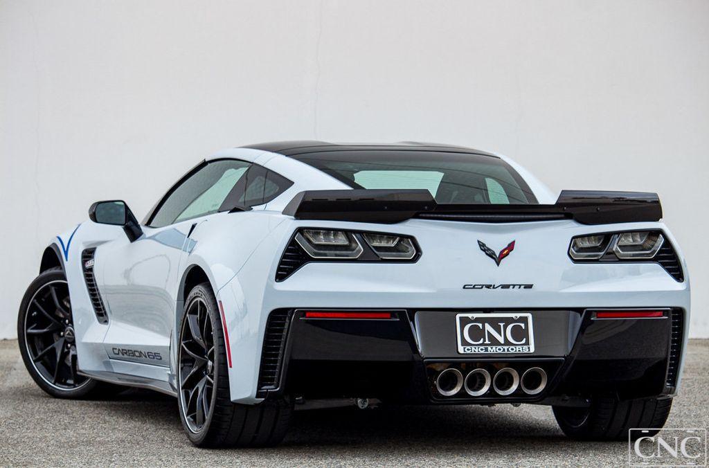 2018 Chevrolet Corvette Z06 - 17207065 - 1