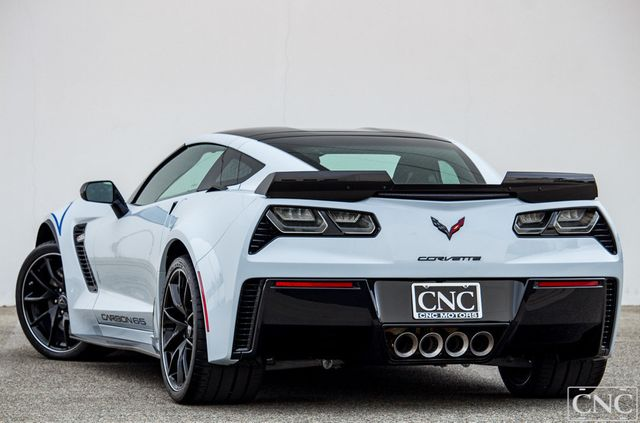 2018 Chevrolet Corvette Z06 - Click to see full-size photo viewer
