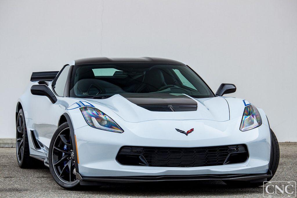 2018 Chevrolet Corvette Z06 - 17207065 - 2