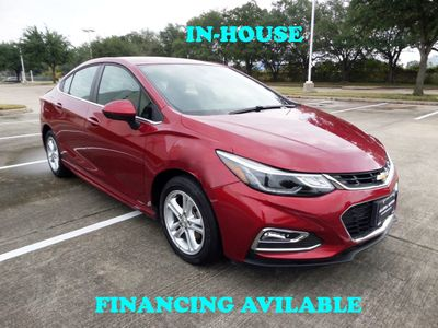 2018 Chevrolet CRUZE 2018 Chevy Cruze LT, RS package, 1-Owner, 27k, Reverse Camera - Click to see full-size photo viewer