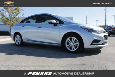 2018 Chevrolet CRUZE 4dr Sedan 1.4L LT w/1SD - Click to see full-size photo viewer
