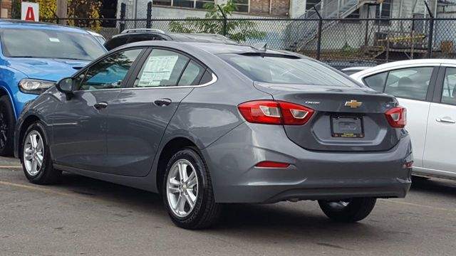 2018 Used Chevrolet CRUZE LT at Saw Mill Auto Serving ...