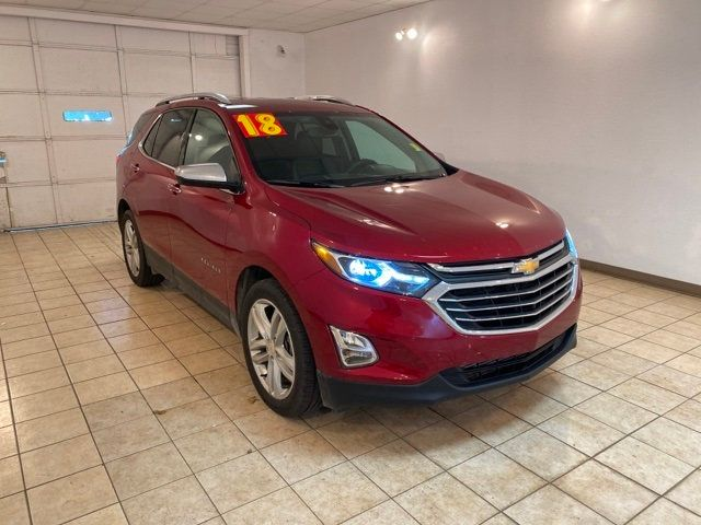 2018 Chevrolet Equinox Premier >> 2018 Used Chevrolet Equinox Fwd 4dr Premier W 2lz At Jay Hatfield Serving Columbus Ks Iid 19709967