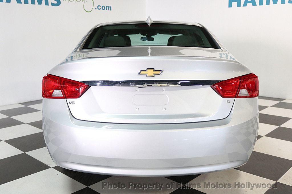 2018 Chevrolet Impala 4dr Sedan LT w/1LT - 18146971 - 5