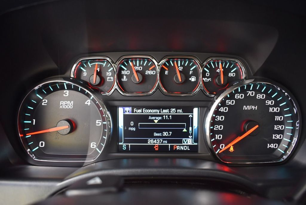 "2018 Chevrolet Silverado 1500 2WD Double Cab 143.5"" LT w/1LT - 18415846 - 18"