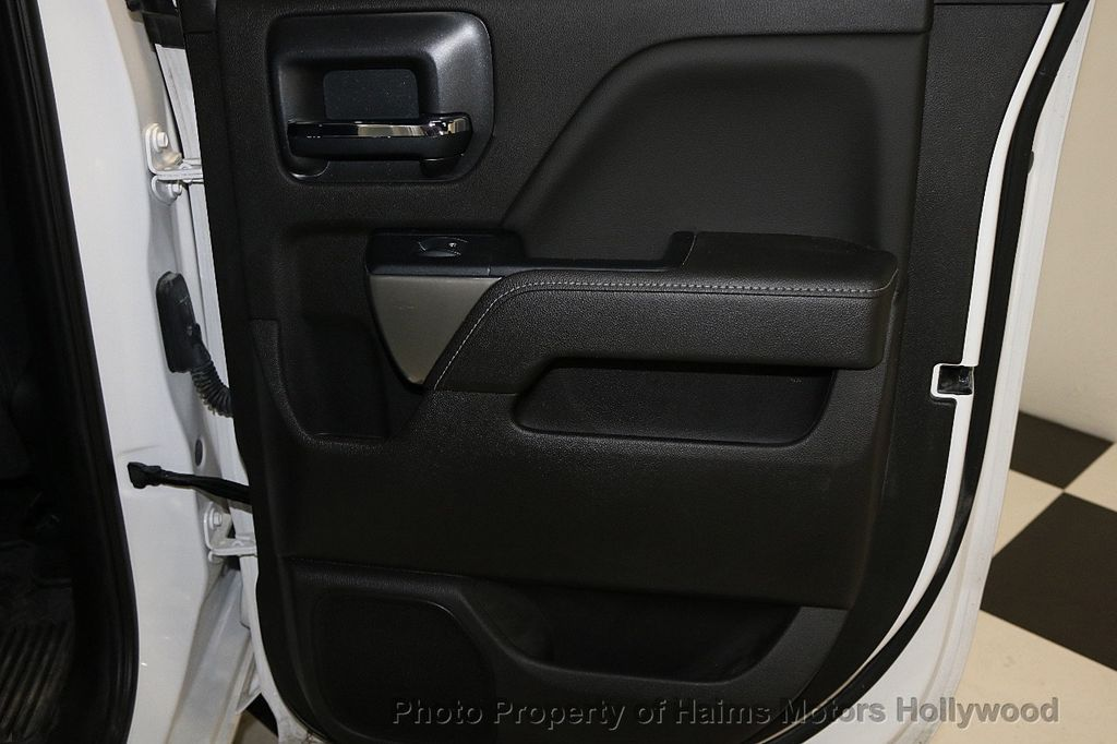 "2018 Chevrolet Silverado 1500 2WD Double Cab 143.5"" LT w/1LT - 17662946 - 11"