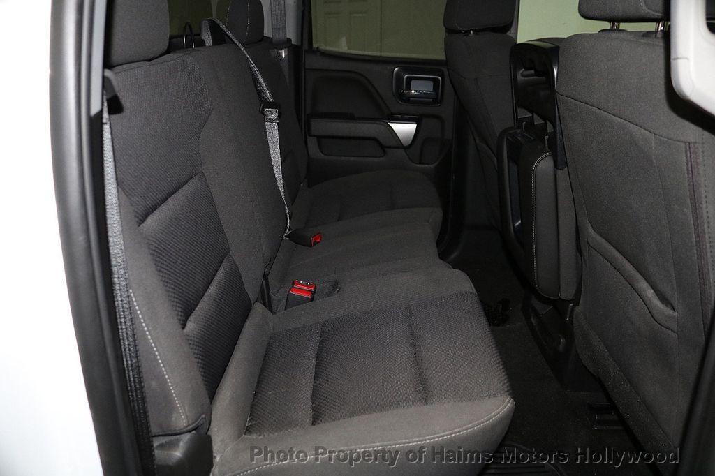 "2018 Chevrolet Silverado 1500 2WD Double Cab 143.5"" LT w/1LT - 17662946 - 14"
