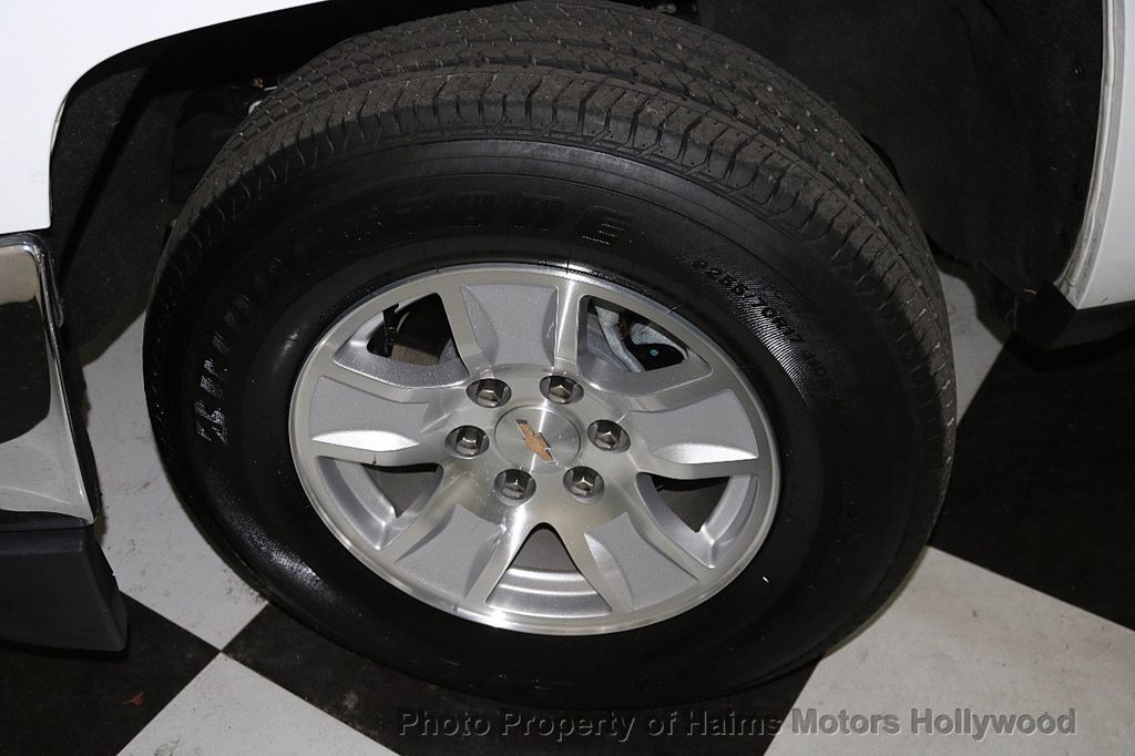 "2018 Chevrolet Silverado 1500 2WD Double Cab 143.5"" LT w/1LT - 17662946 - 28"
