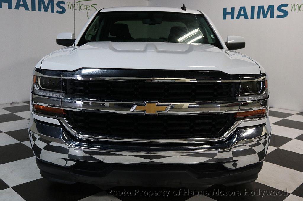 "2018 Chevrolet Silverado 1500 2WD Double Cab 143.5"" LT w/1LT - 17662946 - 2"