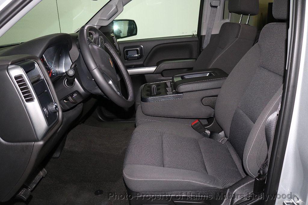 "2018 Chevrolet Silverado 1500 2WD Double Cab 143.5"" LT w/1LT - 17813037 - 17"