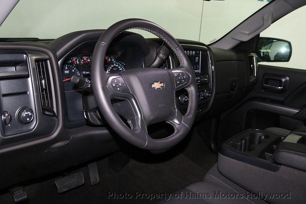 "2018 Chevrolet Silverado 1500 2WD Double Cab 143.5"" LT w/1LT - 17813037 - 18"