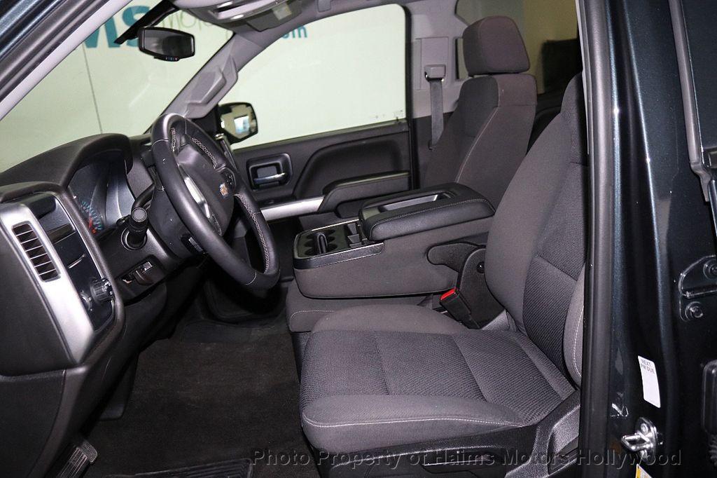 "2018 Chevrolet Silverado 1500 2WD Double Cab 143.5"" LT w/1LT - 18188455 - 16"
