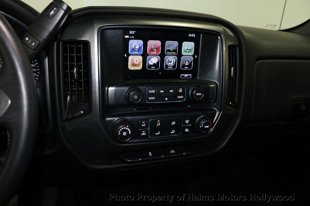 "2018 Chevrolet Silverado 1500 2WD Double Cab 143.5"" LT w/1LT - 18188455 - 18"