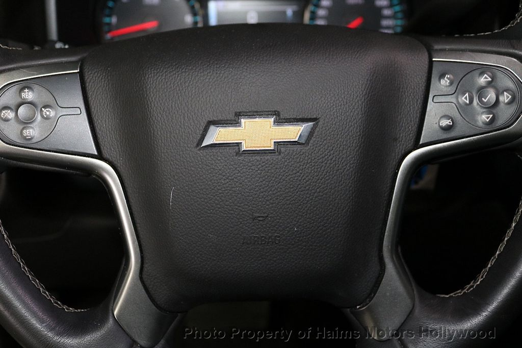 "2018 Chevrolet Silverado 1500 2WD Double Cab 143.5"" LT w/1LT - 18188455 - 24"