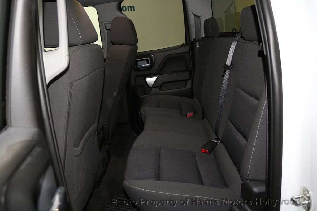 "2018 Chevrolet Silverado 1500 2WD Double Cab 143.5"" LT w/1LT - 18416350 - 15"