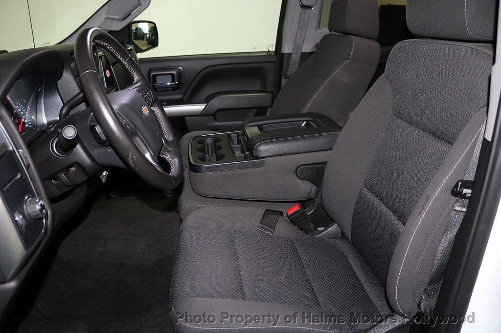 "2018 Chevrolet Silverado 1500 2WD Double Cab 143.5"" LT w/1LT - 18416350 - 16"