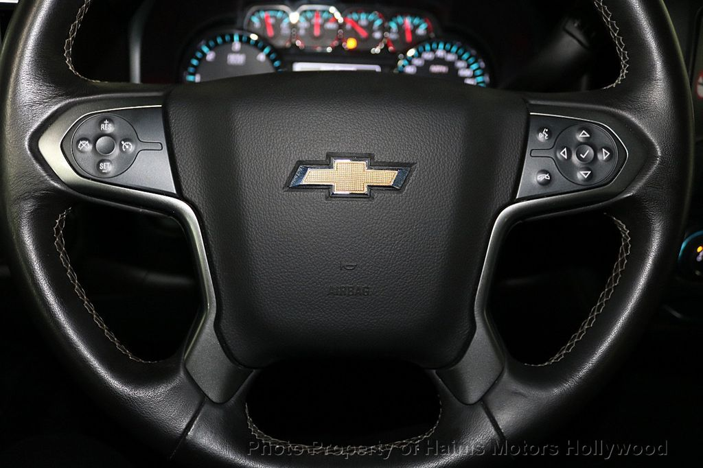 "2018 Chevrolet Silverado 1500 2WD Double Cab 143.5"" LT w/1LT - 18416350 - 24"