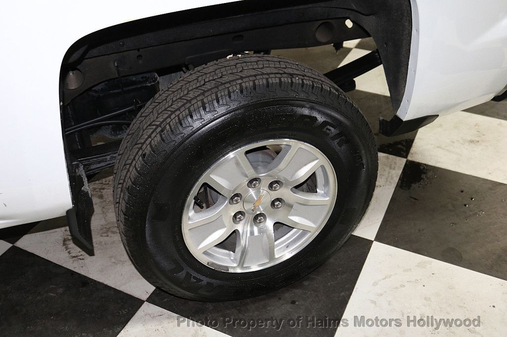 "2018 Chevrolet Silverado 1500 2WD Double Cab 143.5"" LT w/1LT - 18416350 - 29"