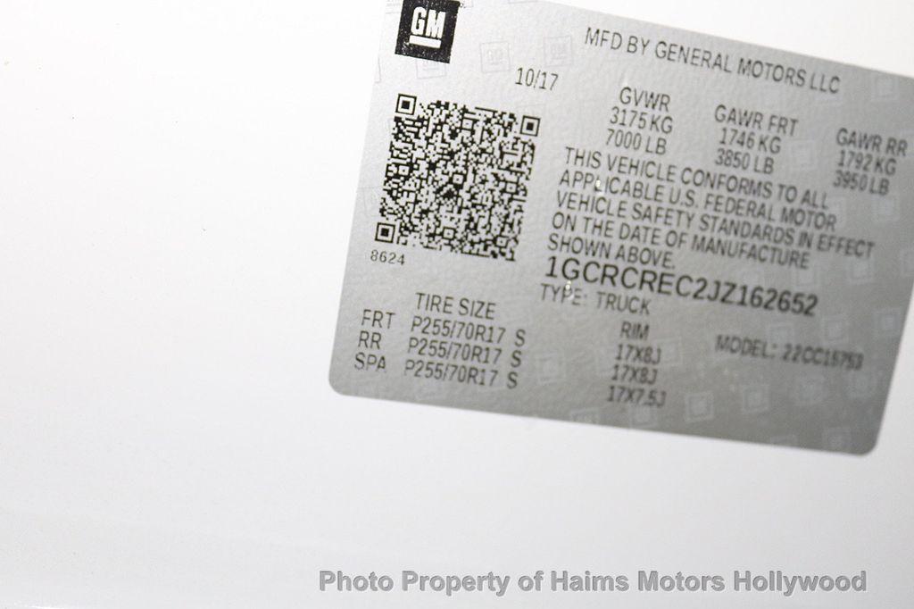 "2018 Chevrolet Silverado 1500 2WD Double Cab 143.5"" LT w/1LT - 18416350 - 30"