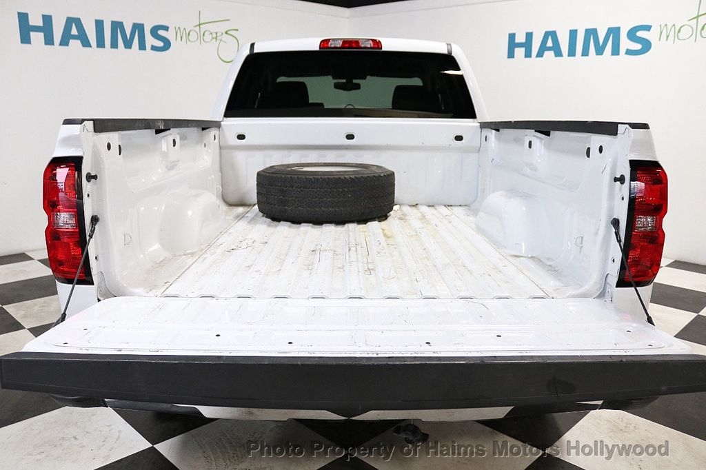 "2018 Chevrolet Silverado 1500 2WD Double Cab 143.5"" LT w/1LT - 18416350 - 8"