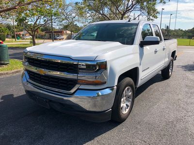 "2018 Chevrolet Silverado 1500 2WD Double Cab 143.5"" LT w/1LT Truck"