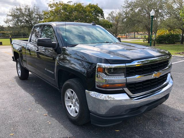 """2018 Chevrolet Silverado 1500 2WD Double Cab 143.5"""" LT w/1LT - Click to see full-size photo viewer"""